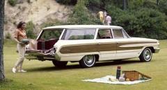 På picnic med Ford