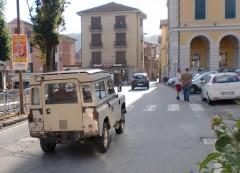 Bilspaning i Bergamo