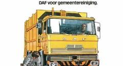 Återvinningsteknik med Daf