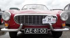 En vända Volvo till från VROM