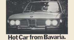 BMW the American way