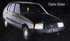 Dekaltrim från Citroën - Visa