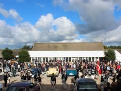 Auktionen i Danmark, bilder och resultat