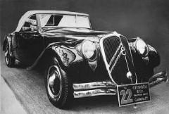 Bilar som aldrig blev av
