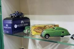 Klassisk modellbilsbutik stänger