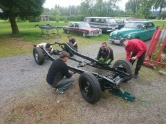 Plan 53 - Bromseri och motor