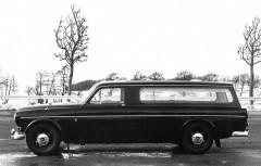 Volvo, Saab och Nilsson