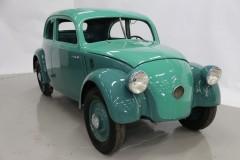 Bilmuseet som försvann – nu ska det säljas på auktion