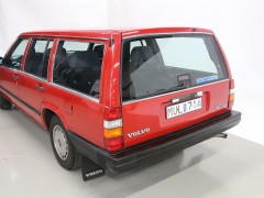 Volvo 745 som gått 5 800 mil – på auktion!