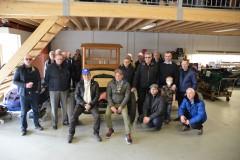 Volvo och våfflor på Island