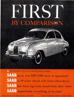 Saab i USA