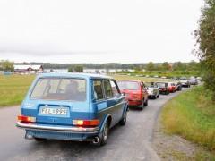Klassiker på Skokloster – vilken dag!
