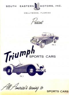 Triumph i USA