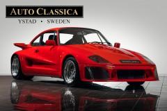 Porsche 911 med dubbla bakdäck – en legend!