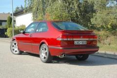 Okörd Saab 900 Turbo på auktion