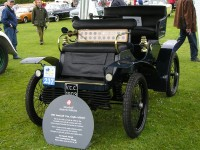 VIP.gäst, världens äldsta Vauxhall, från 1903