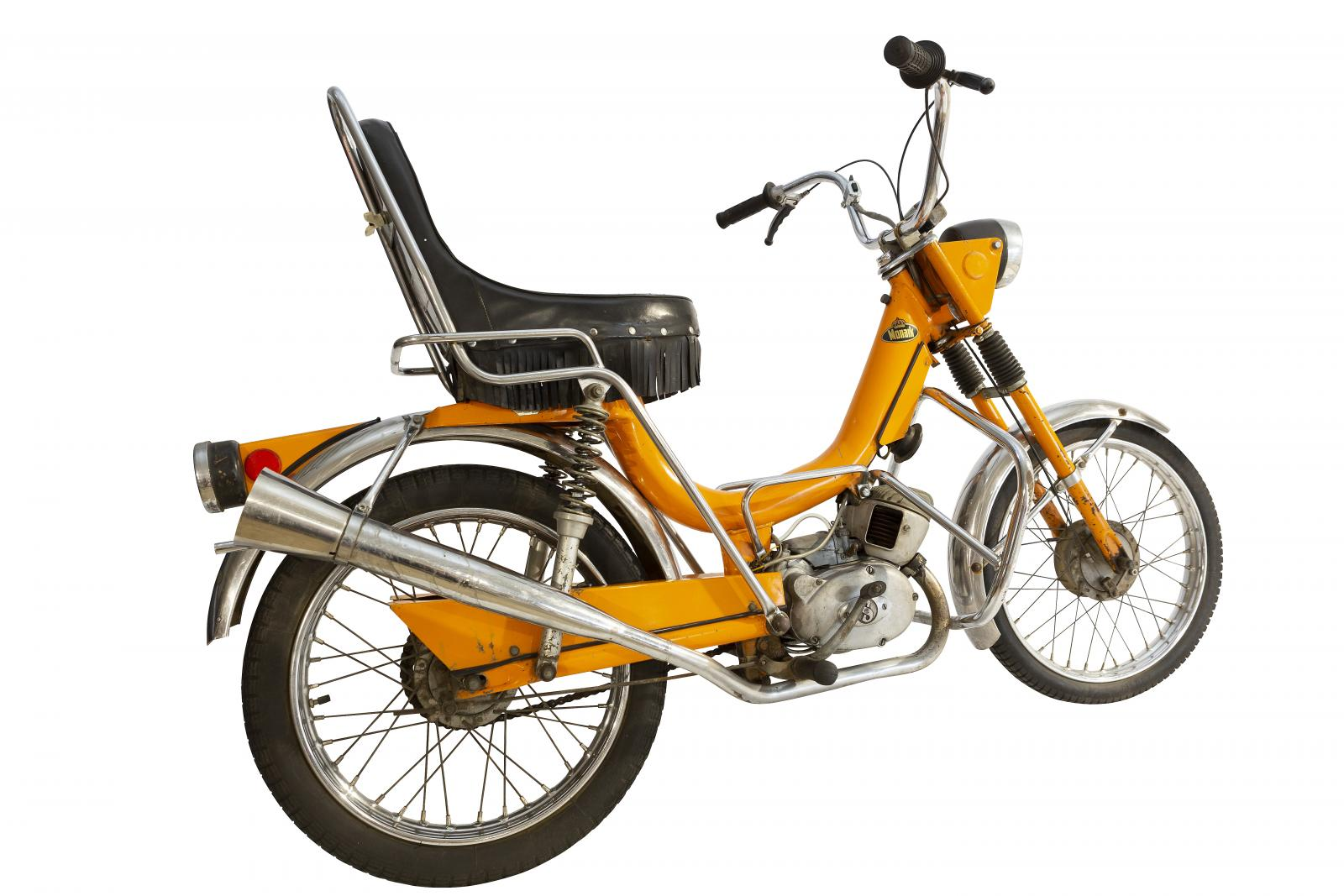 Moped 4/20