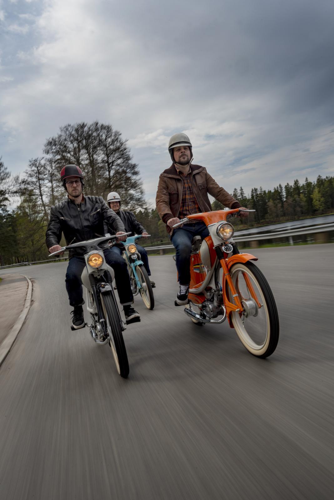 Nytt nummer - Moped 3/21