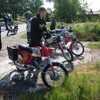 Färingsö Vår/Sommar-runda 2016