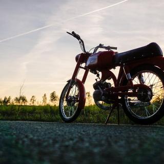 Harley Davidsson M50 S (Sport) 1966