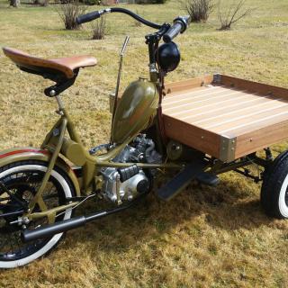 Harley Packmopedson
