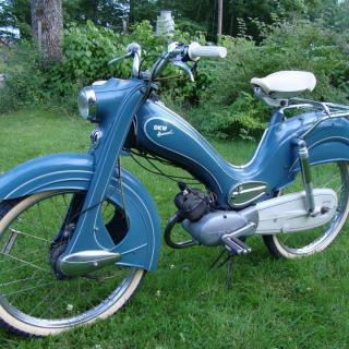 Dkw Hummel 1960