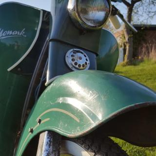Monark Monarscoot 1957