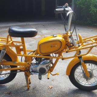 Ducati 50 mini 2