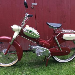 Puch MS 50 Lyx 1957