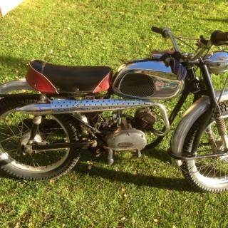 Fram Speed 1968