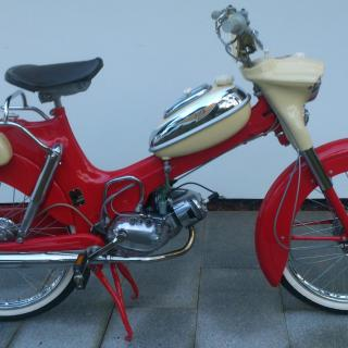 Puch VS 50 Lyx 1960