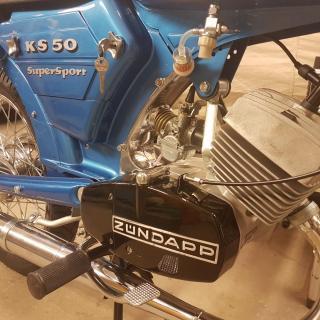 Zundapp ks50 supersport