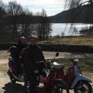Tur runt Västanåberget