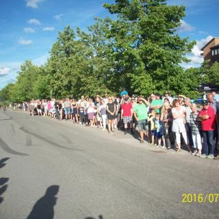 Sollefteå Mopedcruising 2016 (Jubileum 10 år)