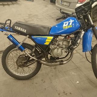 Yamaha DT50mx/Derbi