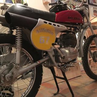 Gilera 50 Enduro 1978