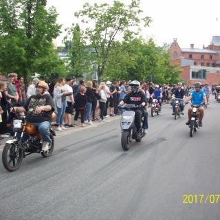 Sollefteå Mopedcruising 2017