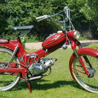 Puch ms 50 1958