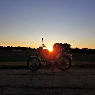 min moped