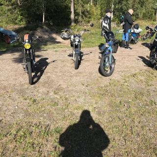 Medlemsrundan  ÅVMK 26/8-17