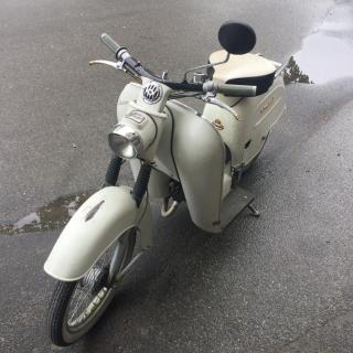 Monarscoot 1963