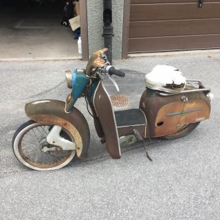 Monarscoot 1958