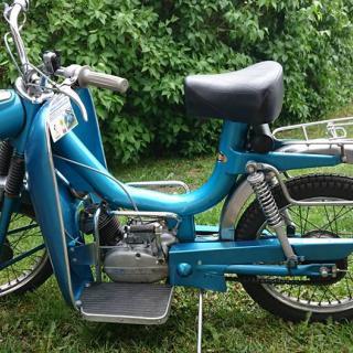 Crescent compact 1240 1970