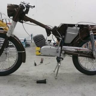 Zundapp ks 50 -73