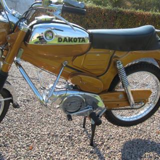 Guld Dakota från 1972