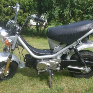 Yamaha Chappy 1979