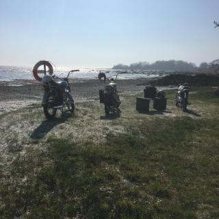 20 April havstur till Sandviken/Sölvesborg