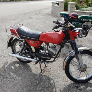 "Zündapp CS50 1982 "" SÅLD"""
