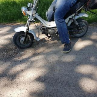 """Mopedsemester """"47 milatur"""""""