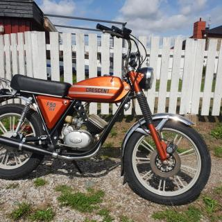 """Crescent F50 GLX -78 """"Såld"""""""